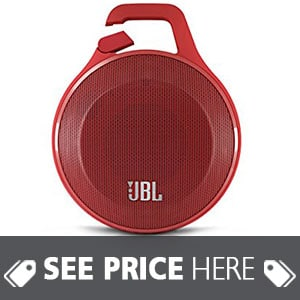 JBL Clip Portable Bluetooth Speaker