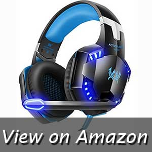 Version Tech G2000 Stereo Gaming Headset
